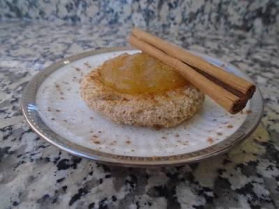 Mermelada de piña a la canela