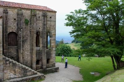 Monumentos Prerrománicos de Oviedo
