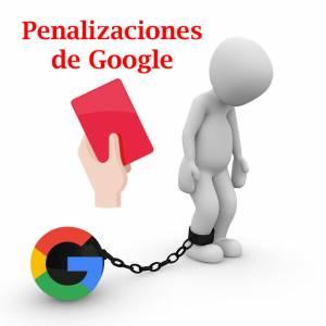 Penalizaciones de Google【Sintomas y Soluciones】- Nikana Diseño Web