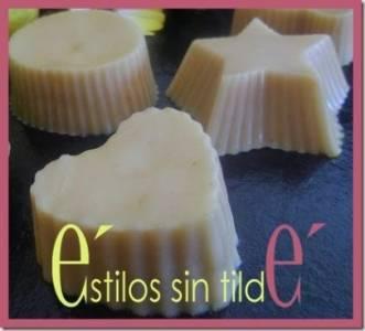 Jabón Casero de Gicerina y Aloe Vera