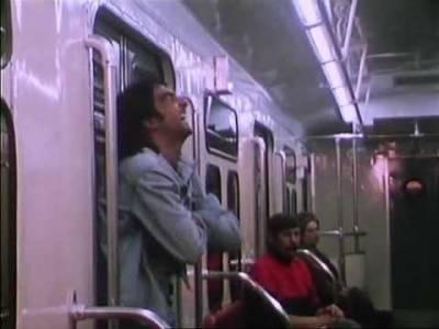 Escenas de Cine 'Metro de Madrid 80´s'