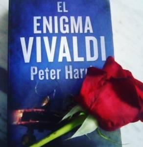 Reseña: El Enigma Vivaldi de Peter Harris