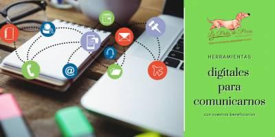 Herramientas Digitales para Comunicarnos con nuestros beneficiarios