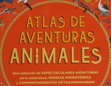 Atlas De Aventuras Para Niños