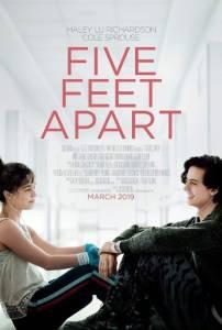El momento de esta ocasión será para: Five feet apart – Mis momentos en las películas