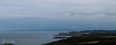 Cabo de Peñas, la punta más al norte de Asturias.
