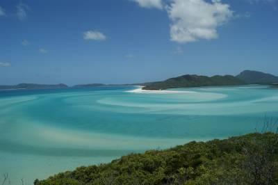 Excursión a las islas Whitsunday desde Airlie Beach