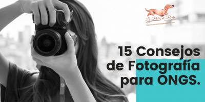 15 Consejos de Fotografía para ONGs