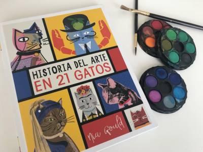 Historia del Arte en 21 Gatos   Mamá y 1000 cosas más