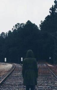 Bajarse del tren