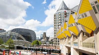Escapada a Rotterdam, capital europea de la arquitectura