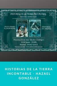 Historias de la Tierra Incontable - Hazael González - munduky
