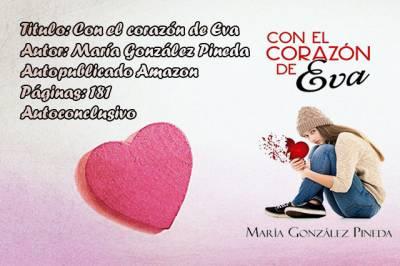 Reseña Con el corazón de Eva - María Gonzalez Pineda