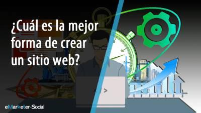 4 Formas de crear un sitio web ¿Cuál es la tuya?