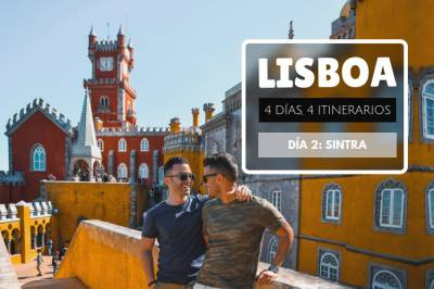 Qué ver en Sintra en 1 día: itinerario desde Lisboa