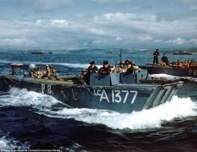 El Desembarco de Normandia (II)