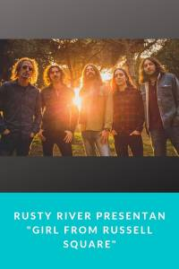 Rusty River presentan 'Girl From Russell Square' - munduky