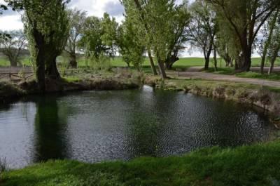 La Fuente Redonda de Uclés, un pozo Airón en Cuenca