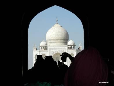 Viaje a Agra y al Taj Mahal