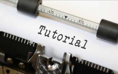 Cómo hacer un tutorial - Bloguero Pro