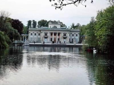 Descubre el Parque Lazienki en Varsovia