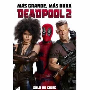 Reseña Deadpool 2