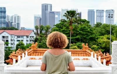 Kuala Lumpur; la capital de Malasia enamora