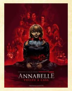 Crítica: 'Annabelle vuelve a casa'