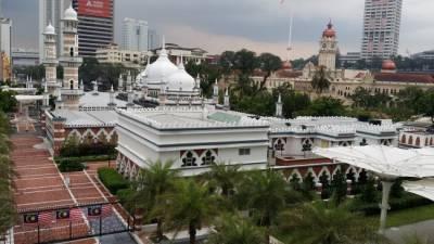 Mezquitas De Kuala Lumpur