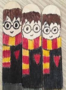 Dominó de Harry Potter