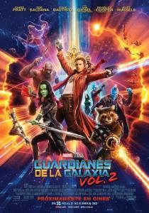 Reseña de Guardianes de la galaxia 2