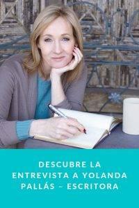 Descubre la entrevista a Yolanda Pallás – Escritora - munduky