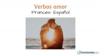 Francés gratis verbos amor