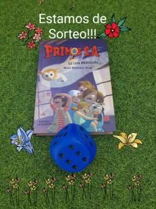 Sorteo del Libro infantil La Casa Embrujada - La Mochila de Eric