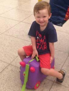 Viajando con niños: bienvenidos a locura