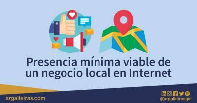 ¿Por qué es importante para un negocio local tener presencia en Internet?