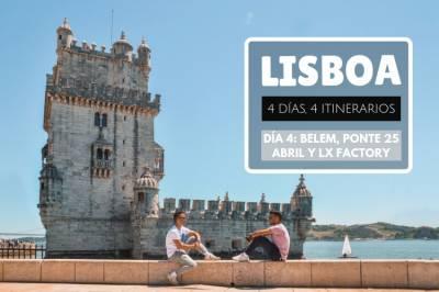 Qué ver en Belem en 1 día: itinerario desde Lisboa