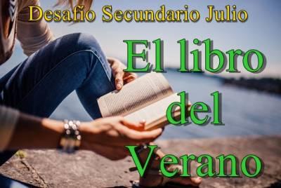 Desafío secundario de julio: El libro del verano