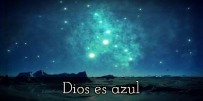 ✎ Poema en homenaje a J. J. Benítez «Dios es Azul»