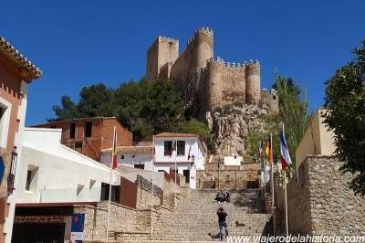 Almansa, un castillo y una batalla