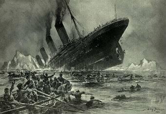El Titanic sigue emitiendo señales de socorro, un siglo después de la tragedia