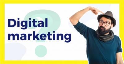 Que es el marketing digital - Marketing for beginners