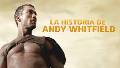 A propósito de… La historia de Andy Whitfield (Be Here Now) – Rosa Boschetti