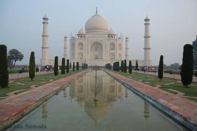 Lugares del Mundo 'Agra, India'
