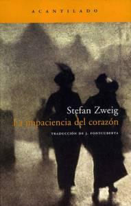 Reseña de La impaciecia del corazón de Zweig