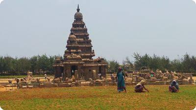 Mahabalipuram, un lugar al Sur de la India que debes conocer.