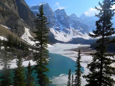 Guía para recorrer el Parque Nacional de Banff, Canada