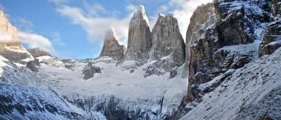 Trekking a la base de las Torres del Paine por libre - Pasaporte Nómada