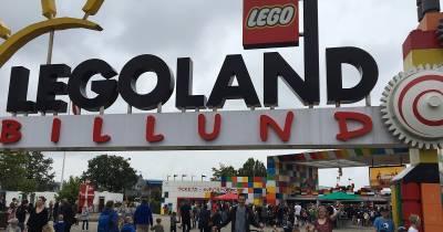 Los 3 padawan y Mama : Viajando en familia: Legoland