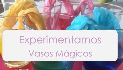 Experimento Casero para niños: Mezcla de Colores | Mamá y 1000 cosas más